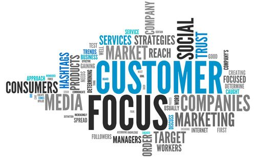 Driving customer focus and efficiency